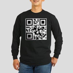 ADDICT Long Sleeve Dark T-Shirt