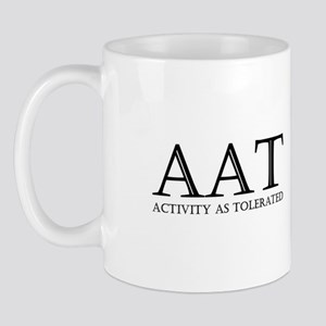 activity as tolerated Mug