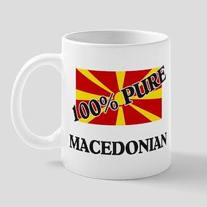 100 Percent MACEDONIAN Mug