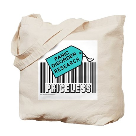 PANIC DISORDER CAUSE Tote Bag