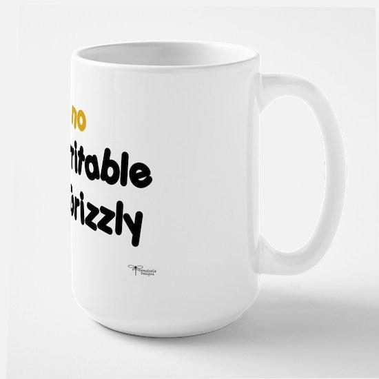 Irritable Grizzly Large Mug