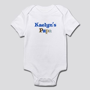 Kaelyn's Papa Infant Bodysuit