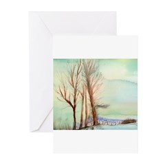 Winter Landscape Greeting Cards (Pk of 10)