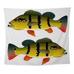 Peacock bass Wall Tapestry