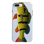 Peacock bass iPhone 8/7 Plus Tough Case
