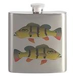 Peacock bass Flask