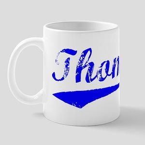 Vintage Thomas (Blue) Mug
