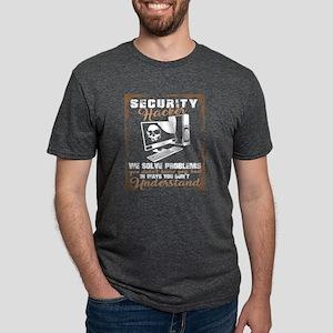 Security Hacker T Shirt T-Shirt