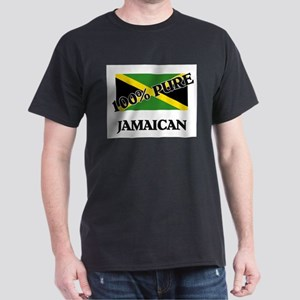 100 Percent JAMAICAN Dark T-Shirt
