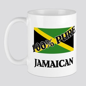 100 Percent JAMAICAN Mug