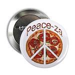 Peace-za Button