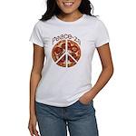 Peace-za Women's T-Shirt