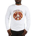 Peace-za Long Sleeve T-Shirt