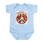 Peace-za Infant Creeper