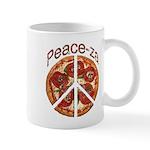 Peace-za Mug