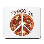 Peace-za Mousepad
