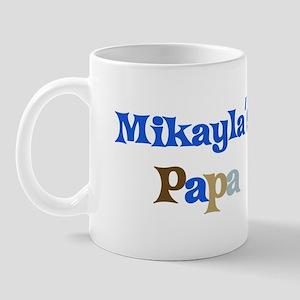 Mikayla's Papa Mug