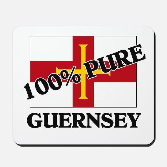 100 Percent Guernsey Mousepad