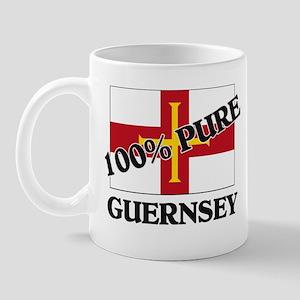 100 Percent GUERNSEY Mug
