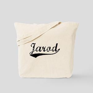 Vintage Jarod (Black) Tote Bag