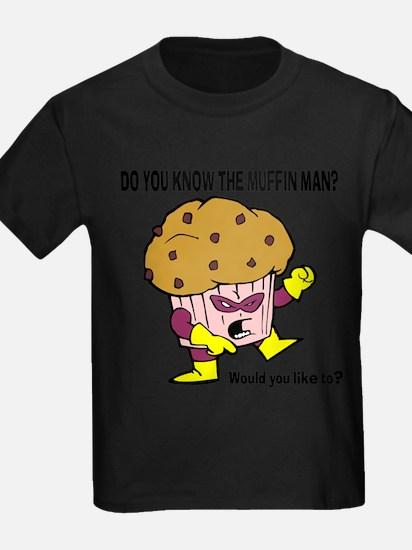 The Muffin Man T-Shirt