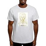 Shaheed Bhagat Singh Ash Grey T-Shirt