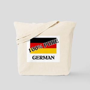 100 Percent GERMAN Tote Bag