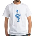 Dholi White T-Shirt