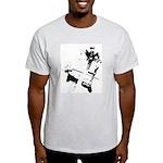 Sarangi Ash Grey T-Shirt