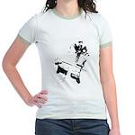 Sarangi Jr. Ringer T-Shirt