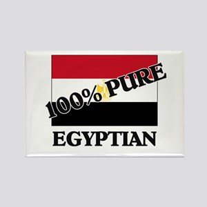 100 Percent EGYPTIAN Rectangle Magnet