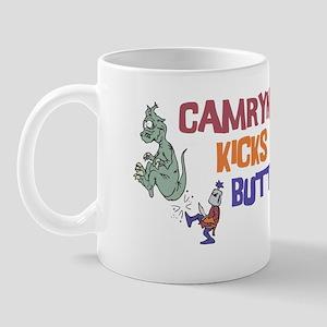 Camryn Kicks Butt Mug