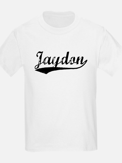 Vintage Jaydon (Black) T-Shirt