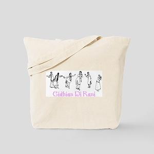 Gidhian Di Rani Tote Bag