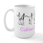 Gidhian Di Rani Large Mug