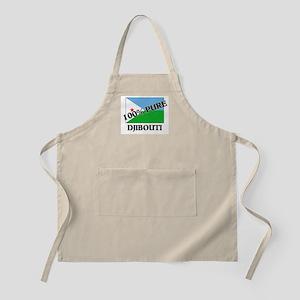 100 Percent DJIBOUTI BBQ Apron