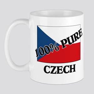 100 Percent CZECH Mug