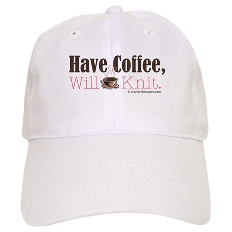 Have Coffee, Will Knit Cap