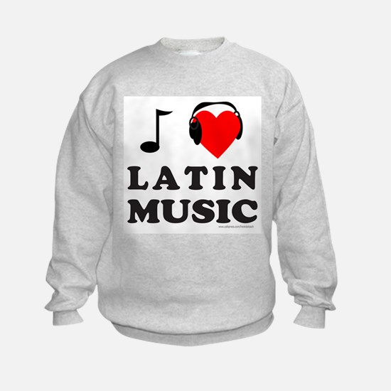 LATIN MUSIC Sweatshirt