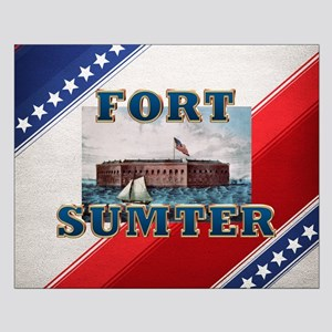 ABH Fort Sumter Small Poster