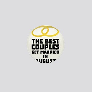 The Best Couples in AUGUST Cwn2c Mini Button