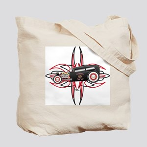 Hot Rod & Flamin' Eye Tote Bag