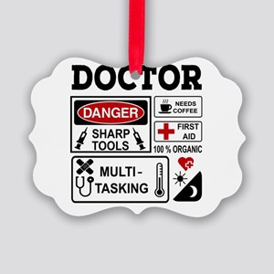 doctor Picture Ornament