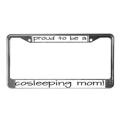 cosleeping mom frame