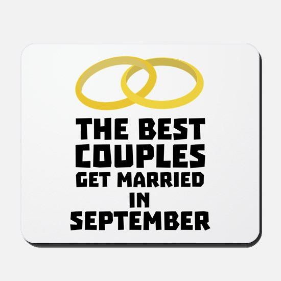 The Best Couples in SEPTEMBER C7s21 Mousepad