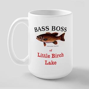 120 Bass Boss Large Mug