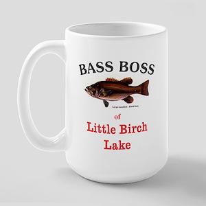 110 Bass Boss Large Mug