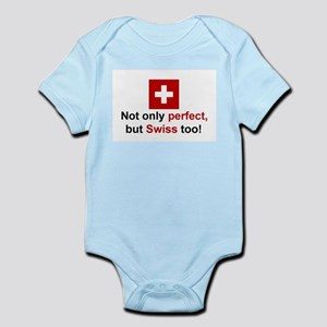 Perfect Swiss Infant Bodysuit