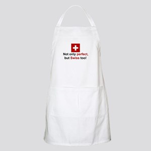 Perfect Swiss BBQ Apron