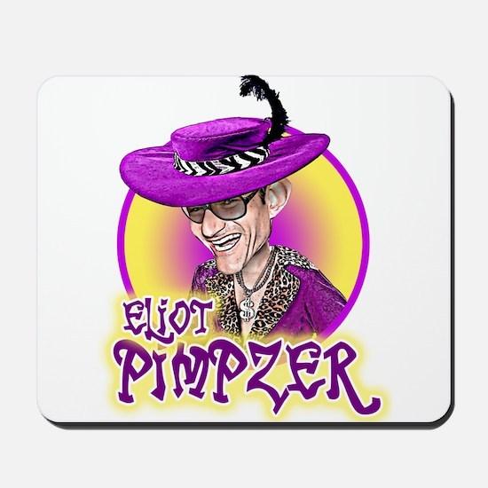 Eliot Pimpzer! Mousepad